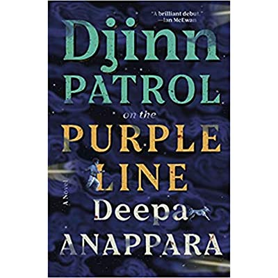 Atmospheric purple and black background surrounds the title and author text.