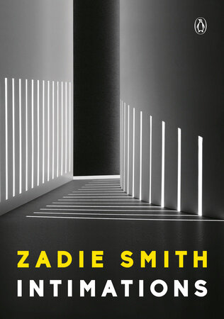 The book cover shows a gray hallway with slotted windows and light coming through them to land on the floor and the opposite wall, which curves away from the viewer toward a dark entryway.